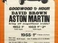 Asta Aston Martin memorabilia -2