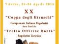 Locandina Coppa degli Etruschi 2015