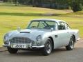 1964 jame's bond 007 Goldfinger  Aston martin DB5