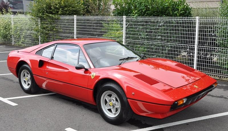 Ferrari 308 La Svolta Del 1975 Motori Storici