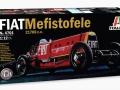 Fiat Mefistofele by Italeri -1