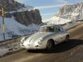 Winter Race 2015 Fontanella_Covelli su Porsche 356 A del 1955