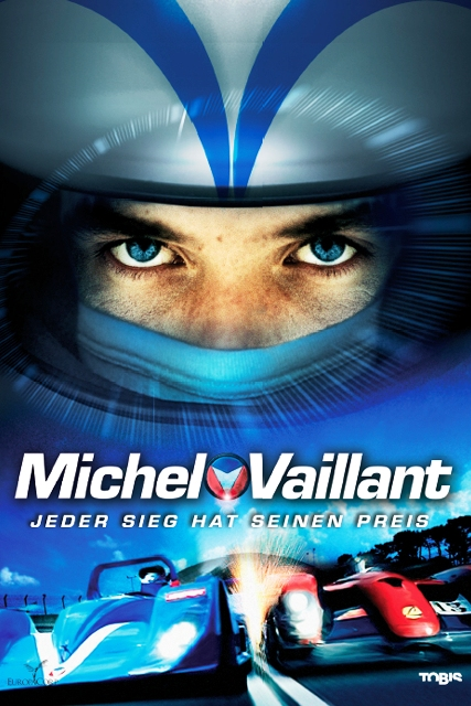 Film: Adrenalina blu – La leggenda di Michel Vaillant.
