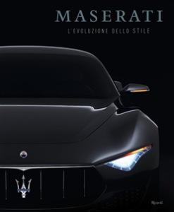 Libro Maserati l'evoluzione dello stile