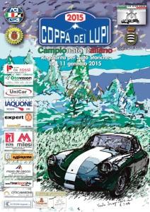 Locandina Coppa dei Lupi 2015