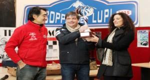 Premiazione Coppa dei Lupi 2015