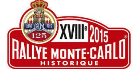 Sul Rallye Monte-Carlo Historique 2015 sventola il tricolore.