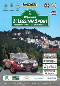 Locandina LessiniaSport 2015