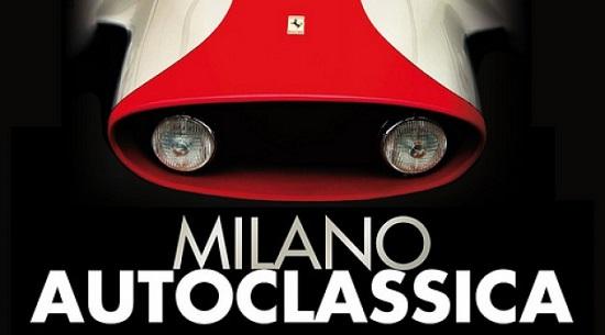 Milano AutoClassica 2015: la passione dei motori in scena a Milano.