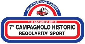 Logo Rally Campagnolo 2015 -2