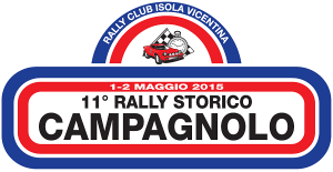 Logo Rally Campagnolo 2015