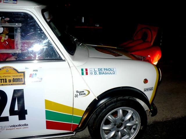 2° Rally Storico Città di Adria: partiti!