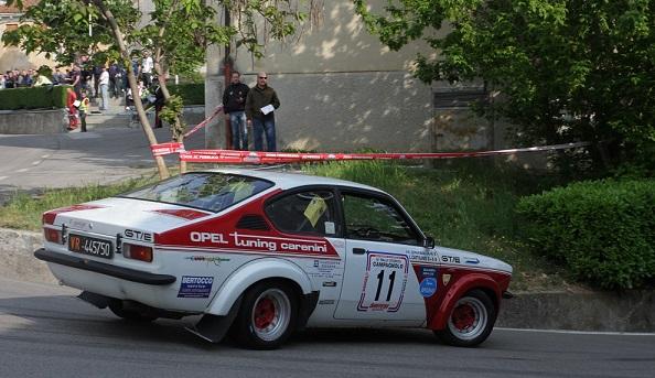 Undicesima edizione Rally Campagnolo: via alle iscrizioni.