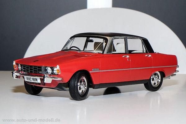Modellino Rover 3500P6 by Cult Models