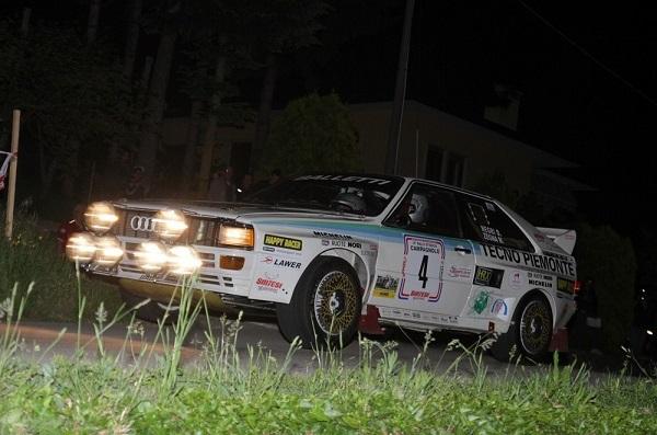 Il Rally Campagnolo riparte: undicesima edizione.