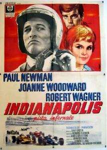 Locandina Film Indianapolis, pista infernale 1969