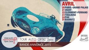 Locandina Tour Auto 2015