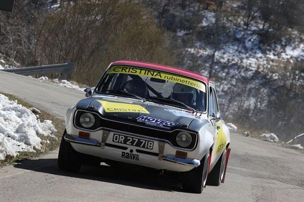 Rally Campagnolo 2015: in 166 partecipano, con un nugolo di A112.