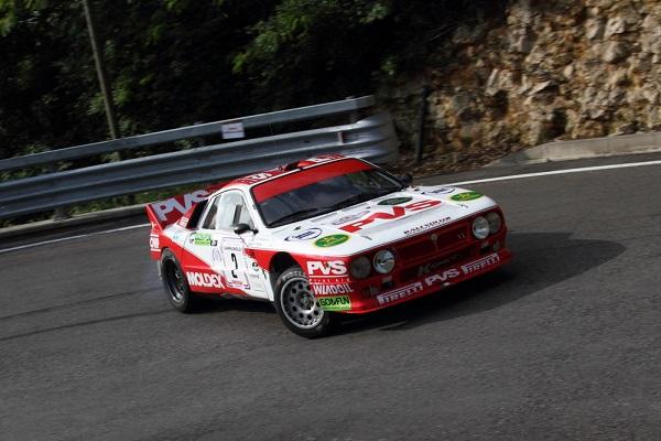11^ edizione Rally Campagnolo: fioccano le iscrizioni.