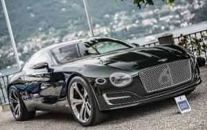 Bentley a Villa d'Este 2015