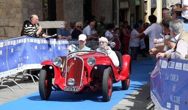 La Corsa di Alcide 2015: una storia centenaria genera una corsa leggendaria.