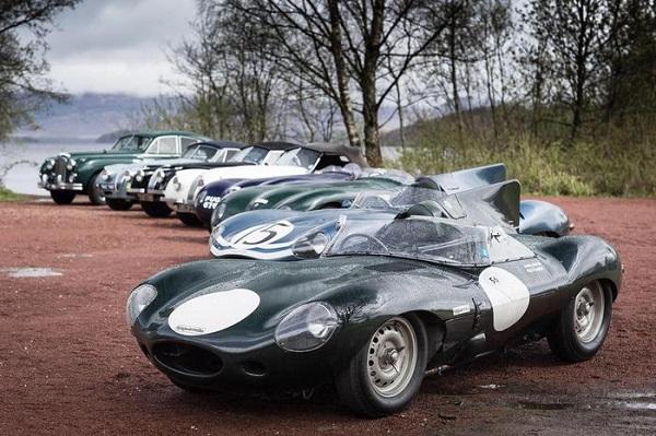 Mille Miglia 2015: la Jaguar si prepara al meglio.