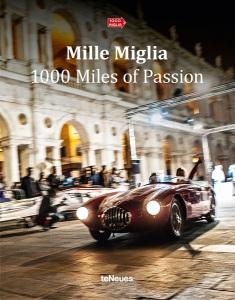 Libro Mille Miglia-1000 miles of passion
