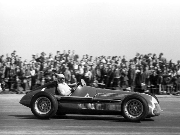 Accadeva il 13 maggio 1950: la prima vittoria in F1 dell'Alfa Romeo!
