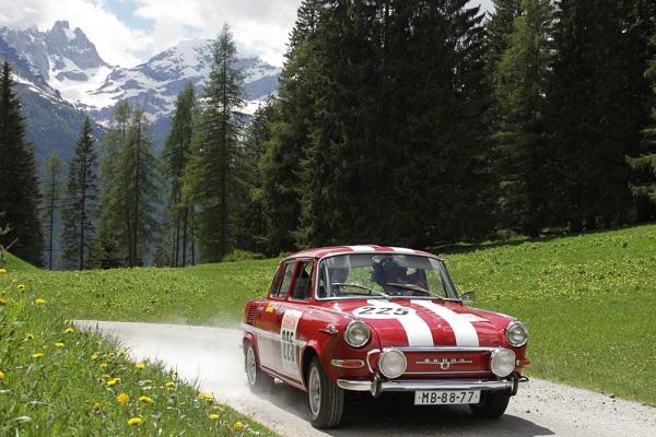 Cresce l'attesa per il Rally Dolomiti Historic 2015.