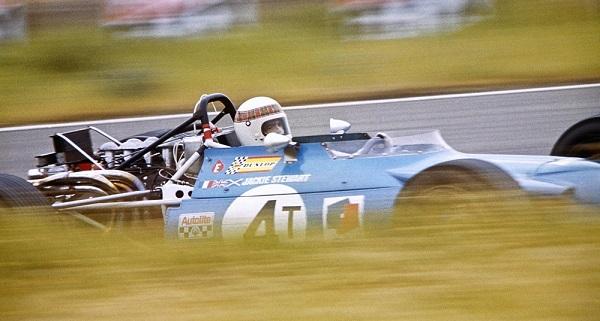 Accedeva l'11 giugno 1939: nasceva Sir Jackie Stewart!