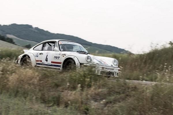 Rally 4 Regioni 2015: una gara triste.