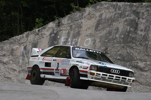 Rally Dolomiti Historic 2015: il bis di Luise è servito!