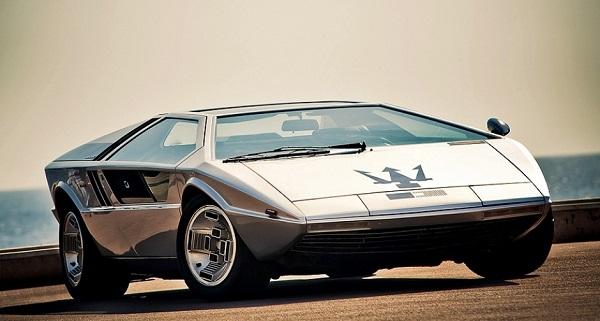 Maserati Boomerang: un altro icona italiana all'asta.