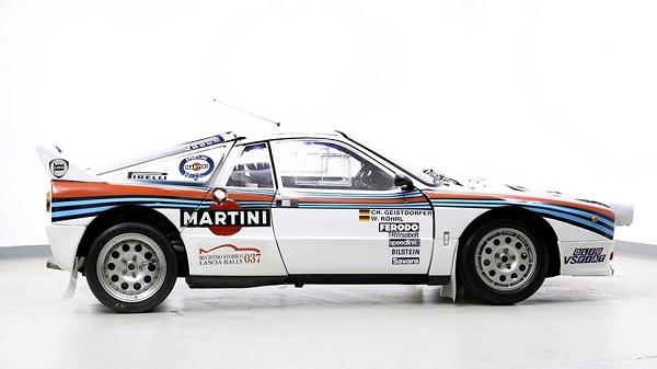 Lancia 037 Rally all'asta di Coys: salviamola!