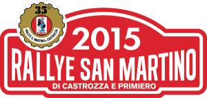 Logo Rally San Martino 2015