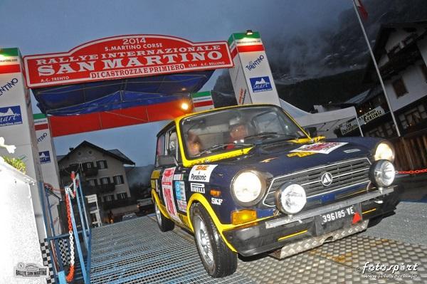 6° Rally San Martino Historique, appuntamento per scoprire le novità