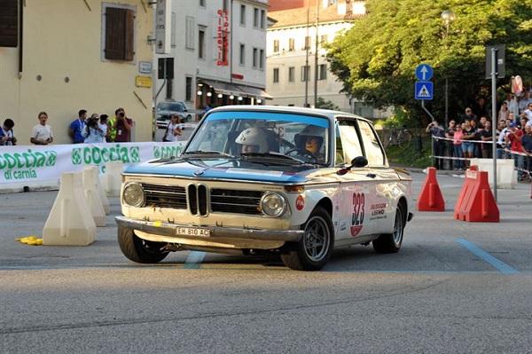 Rally Alpi Orientali Historic: i vent'anni del rally friulano.
