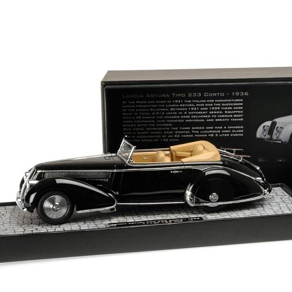 Modellini Lancia Astura by Minchamps