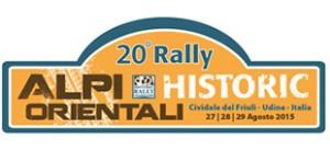 Logo Rally Alpi Orientali