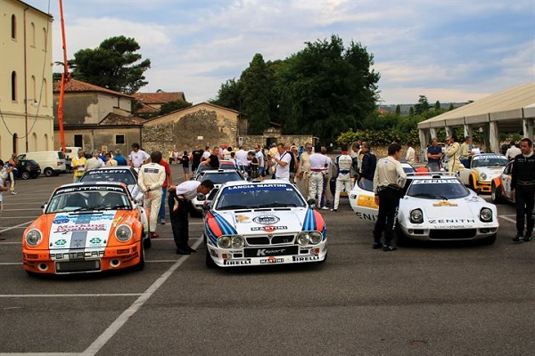 Rally Alpi Orientali Historic 2015: duelli importanti per il Tricolore del CIR Auto Storiche.