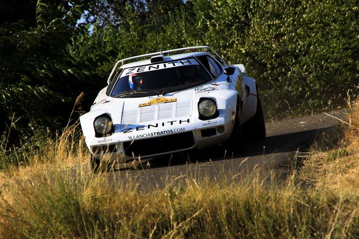 Rally Storico Piancavallo 2015: presenze d'eccellenza.