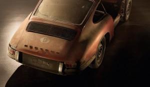 Ritrovamento Porsche 901 -1