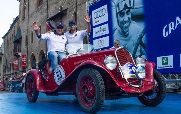 Gran Premio Nuvolari 2015: a Vesco-Guerini la 25^ edizione.