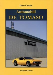 Libro Automobili De Tomaso
