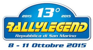 Logo Rally Legend 2015