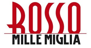 Logo Rosso Mille Miglia
