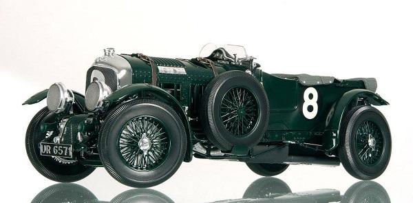 Modellino Bentley by Minichamps: una meraviglia!