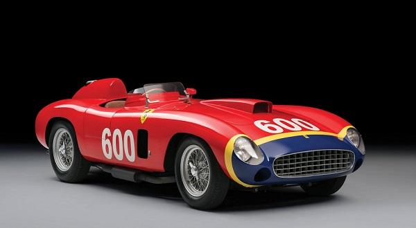 Venduta a New York la Ferrari ex-Fangio!