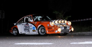 Nicholas Montini-Romano Belfiore (Team bassano  Porsche 911 RS # 202)