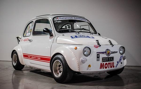 Coppa Abarth Classiche: competizioni per auto storiche secondo Abarth.